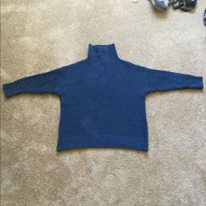 Aerie oversized turtleneck sweater